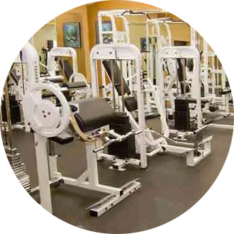 State-of-the-Art Fitness Center - SLC Aparments